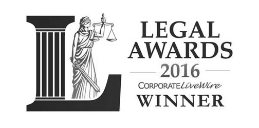 Legal Awards 2016 Corporate LiveWire